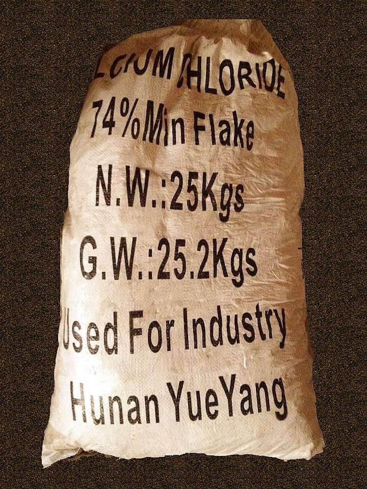 氯化钙(英文)
